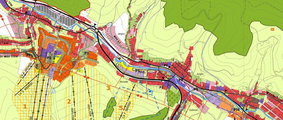 Digitalizácia územných plánov - Ing. arch. Radovan Jankovič - R-ART