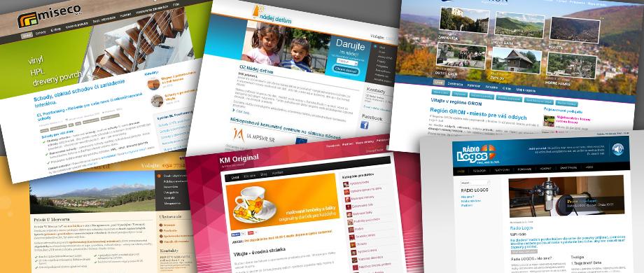 Webdizajn - webstránky pre vás - Ing. arch. Radovan Jankovič - R-ART